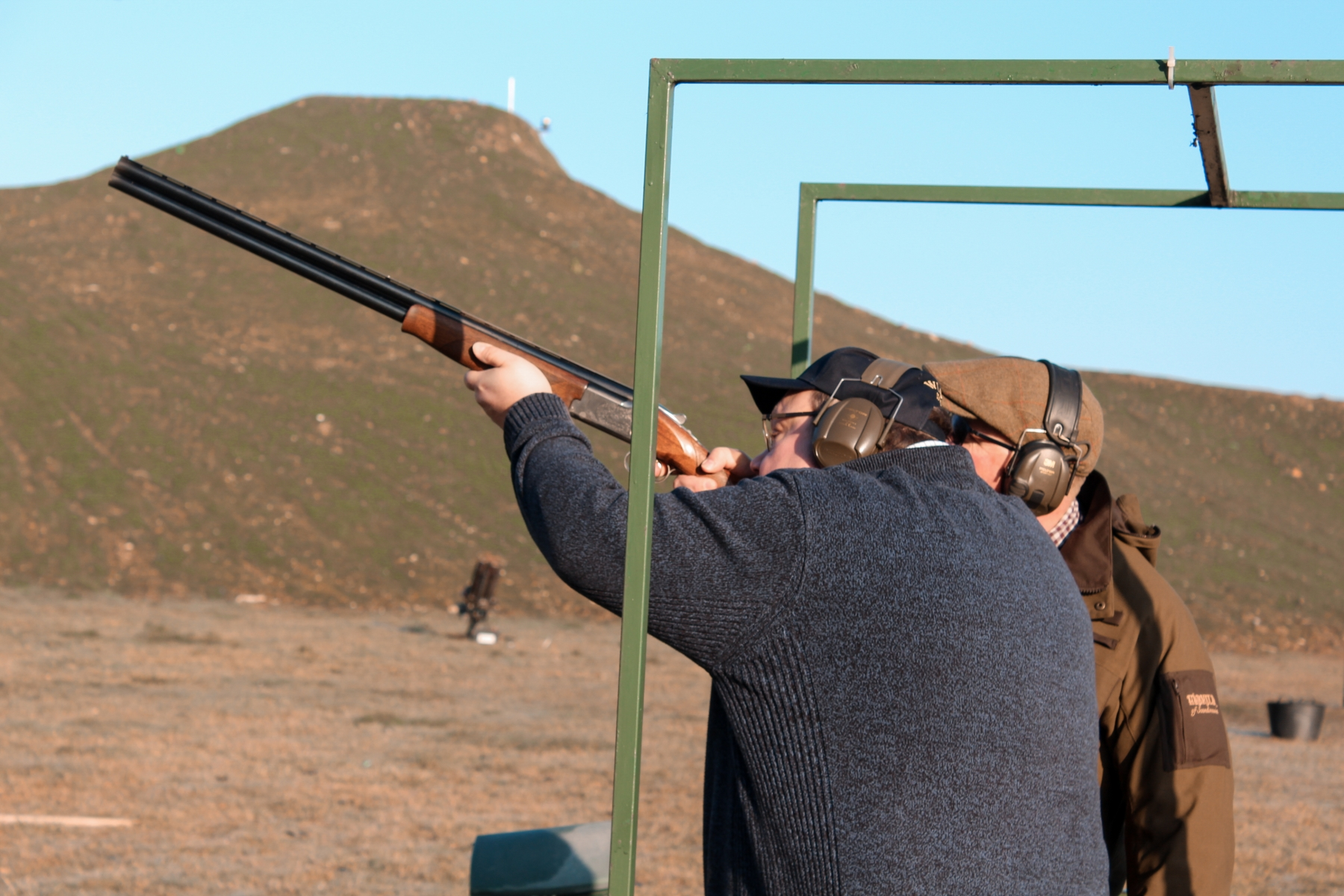 Clay Pigeon Shoot 15.02.2019 (22 of 79)