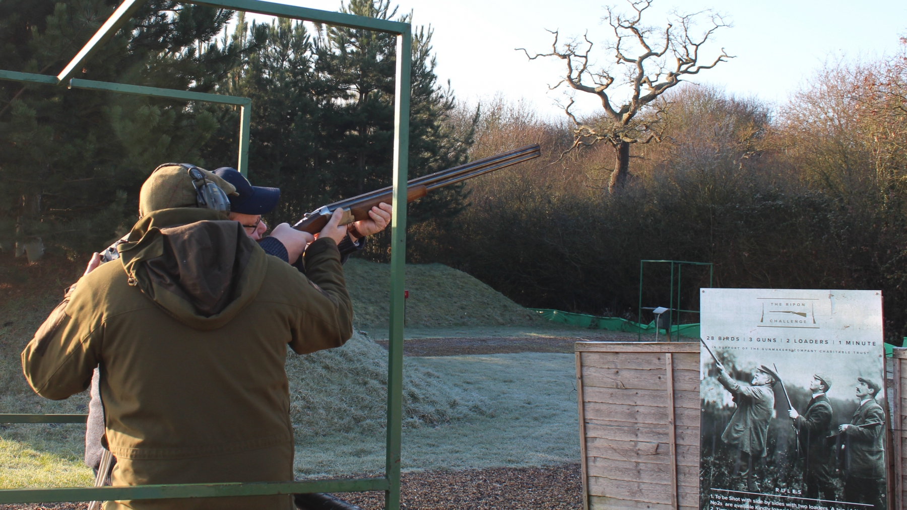 Clay Pigeon Shoot 15.02.2019 (23 of 79)