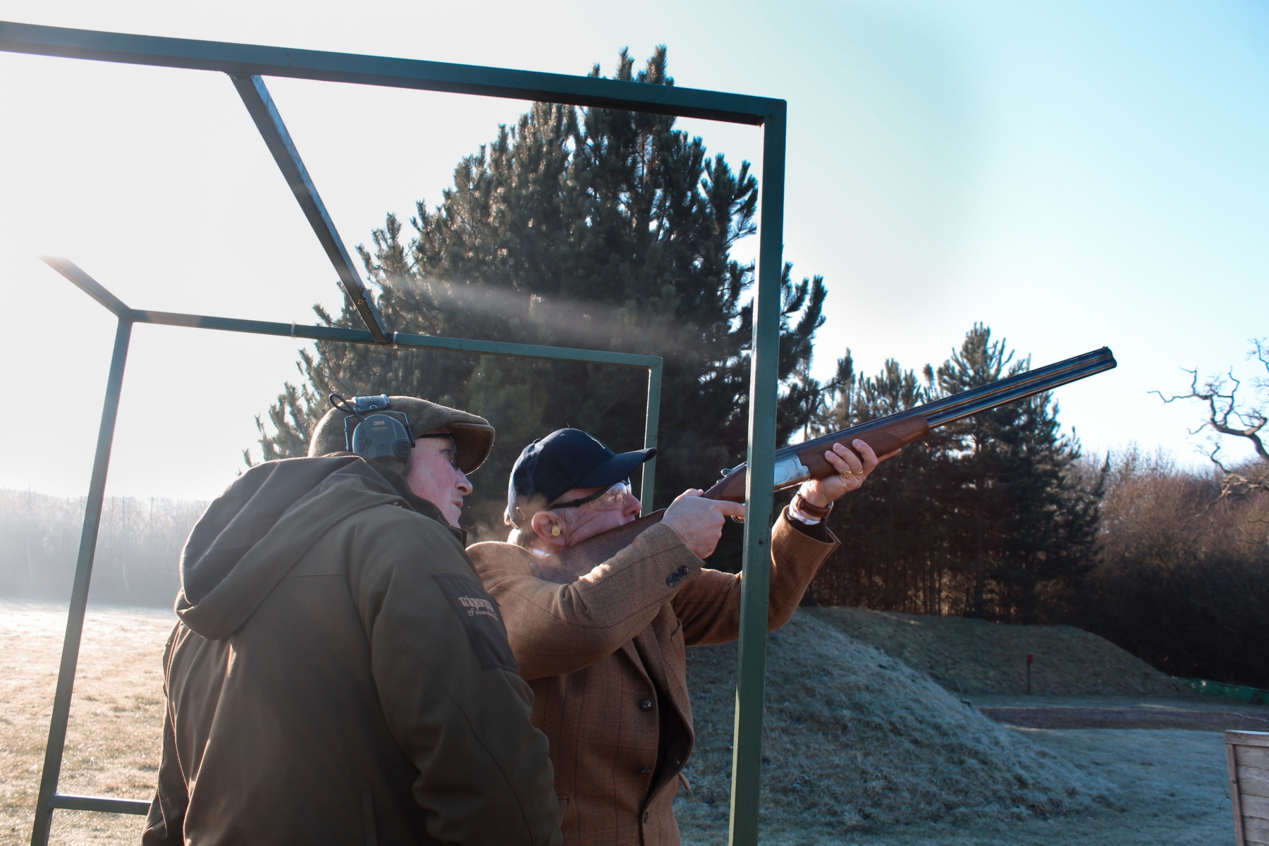 Clay Pigeon Shoot 15.02.2019 (40 of 79)