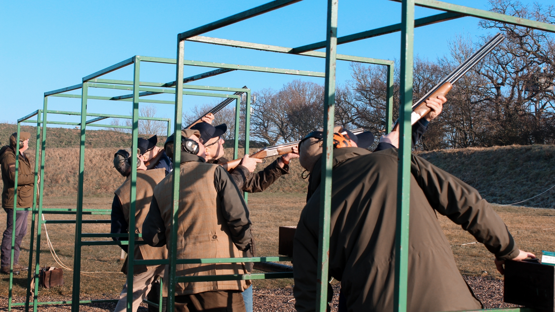 Clay Pigeon Shoot 15.02.2019 (55 of 79)