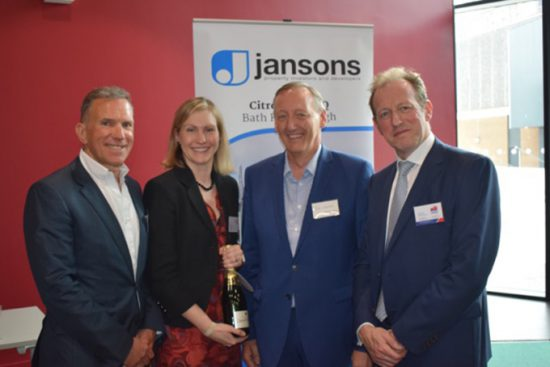 Jansons puts the focus on Slough