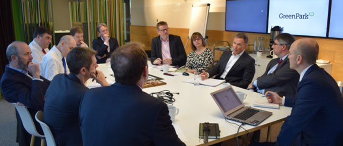 Jansons joins other business leaders to put Thames Valley in the Spotlight