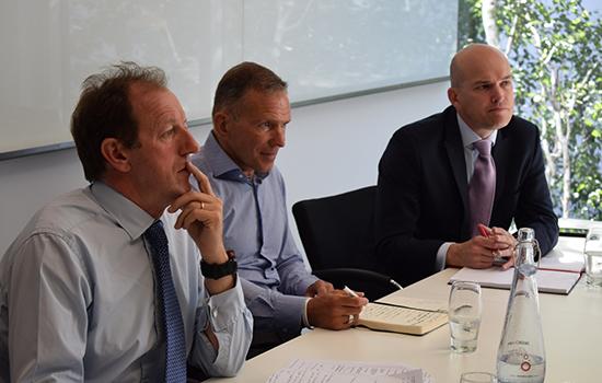 Thames Valley Property Debate