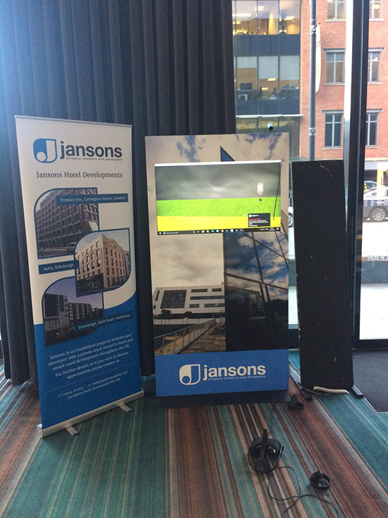Jansons Property at the Annual Hotel Conference