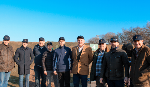 Jansons Property Clay Pigeon Shooting